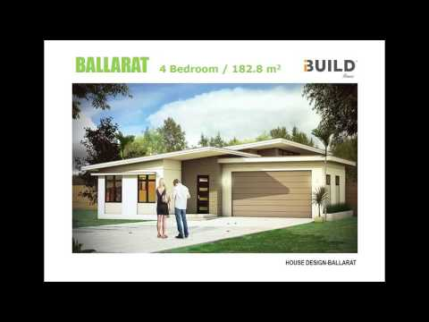 4 Bedroom iBuild Kit Homes Ballarat