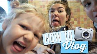 HOW TO VLOG IN PUBLIC! Daily Vlog | Kenzie Borowski