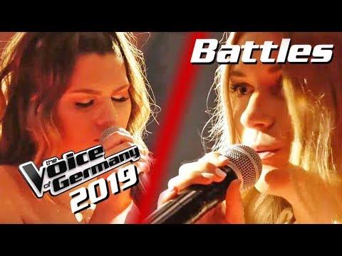 Macy Gray - I try (Chiara Autenrieth vs. Lucie Patt) | The Voice of Germany 2019 | Battles