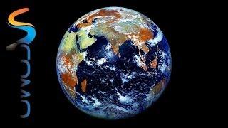 Cómo se ve la tierra desde el espacio - increíble!