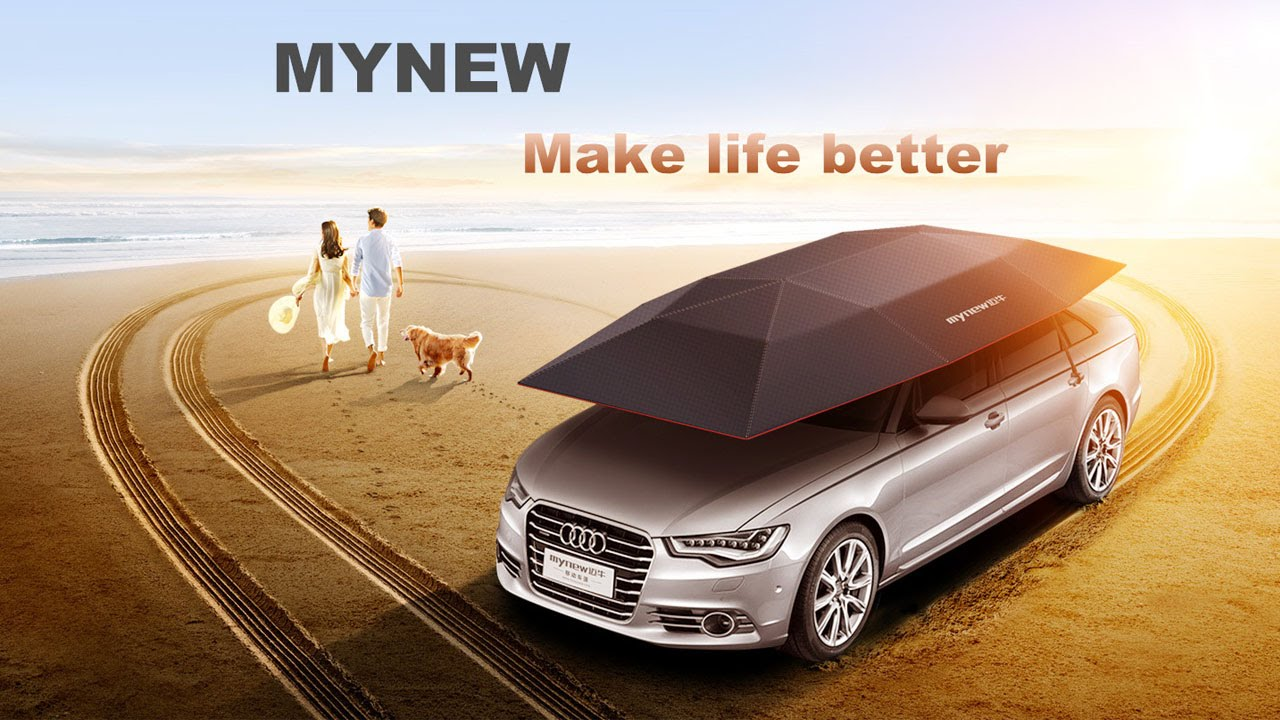 Car Sun Shade: Starup Manufacture Mynew Car Sun Shade Semi Automatic Car