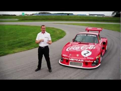 Testing the Porsche 935 at the Porsche Experience Center