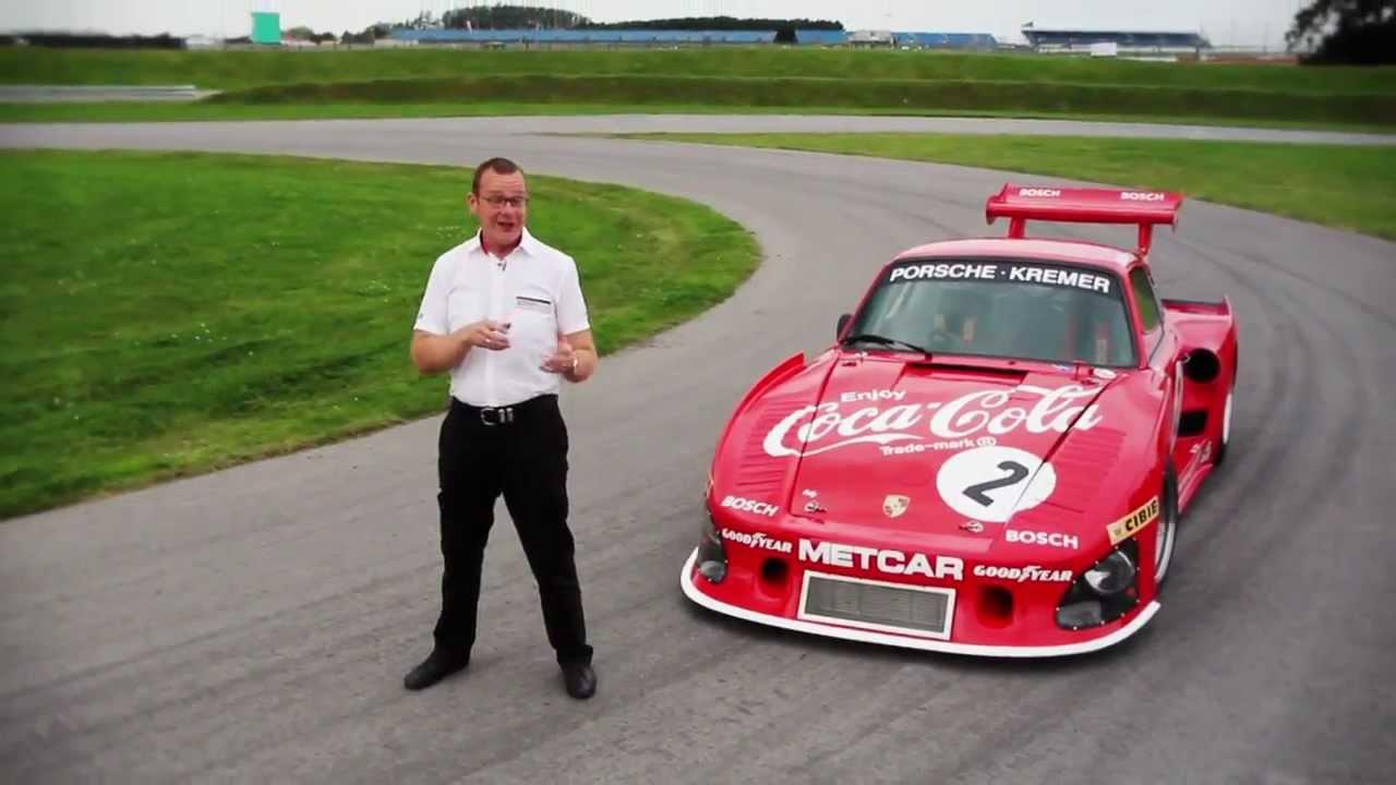 Porsche Experience Center >> Testing the Porsche 935 at the Porsche Experience Center - YouTube