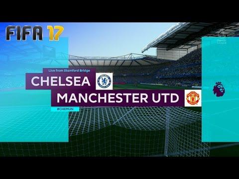 FIFA 17 - Chelsea vs. Manchester United @ Stamford Bridge
