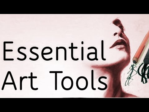 My Essential Art Supplies for Realistic Drawings – FAQ Part 2