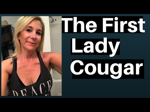 Big news! A Cougar Is The First Lady Of France! Let's Talk About Macron & 25 Year Age Gap