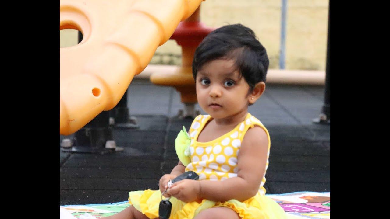 Baby diyanas 1st birthday pre shoot photos