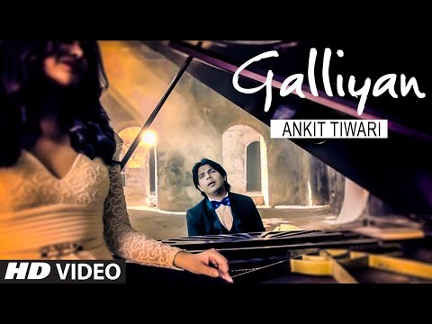 Galliyan Reprise Version ft. Ankit Tiwari and Ankita Shorey | T-Series