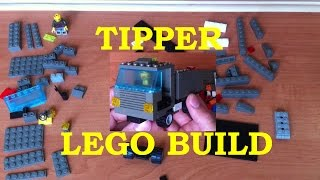 Tipper - Lego Build / Как построить самосвал из Лего(How to make a Tipper Как сделать самосвал из Лего., 2015-06-28T10:46:53.000Z)