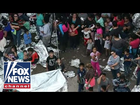 Migrants detained in