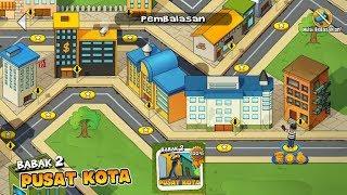 Robbery Bob - Babak 2 Pusat Kota - 100% Complete