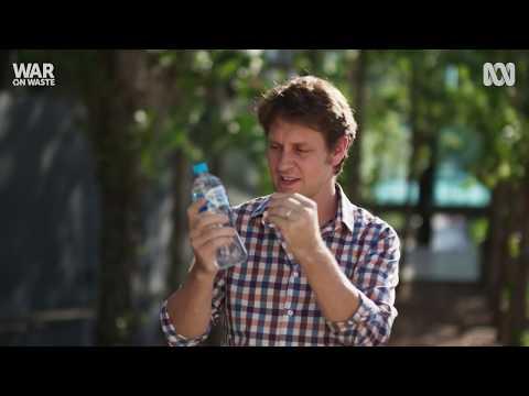 War On Waste: Bottled Water Vs Tap Water