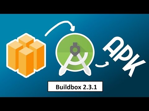 Buildbox 2.3.1 - How To Build APK On Android Studio 2018