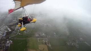 Microlight :: Real Emergency Forced Landing (Engin
