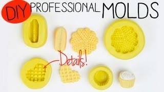 MOLD LIKE A PRO - How To Make Professional Silicone Molds Thumbnail