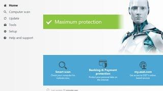 تحميل وتثبيت  ESET Smart Security 9 0 318 0 Final