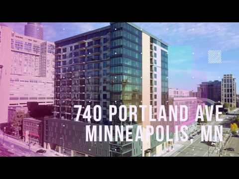 Portland Tower Condos in the Heart of Downtown Minneapolis