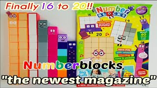Numberblocks the newest magazi…