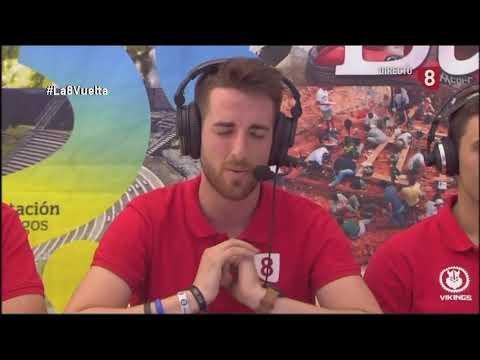 Emisión en directo de La 8 Burgos