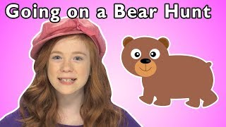 Going on a Bear Hunt + More | Mother Goose Club Playhouse Songs & Rhymes