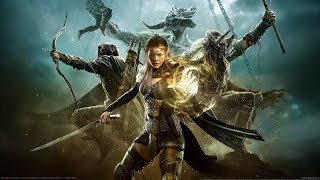 The Elder Scrolls Online: Gates of Oblivion Трейлер  Игра 2021
