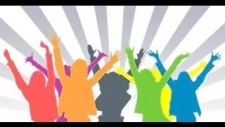 Флэшмоб Танцуем вместе посвященный Дню защиты детей
