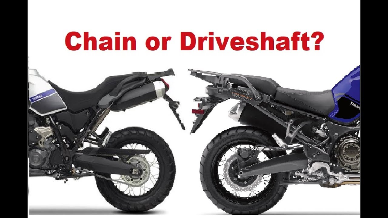 Chain Or Drive Shaft Which Is Better