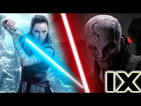 New Star Wars Episode 9 Release Date ANNOUNCED - Star Wars News