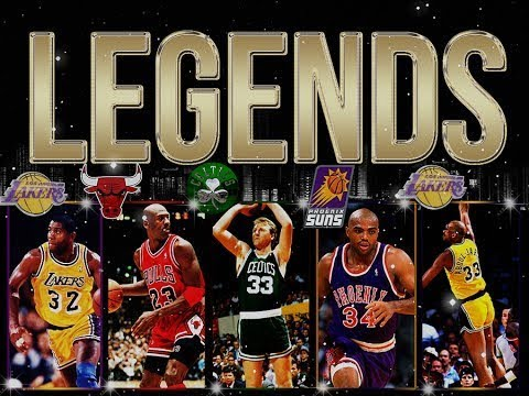 "NBA Legends Mix ""Legends"""