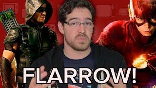 the flash arrow mid season review