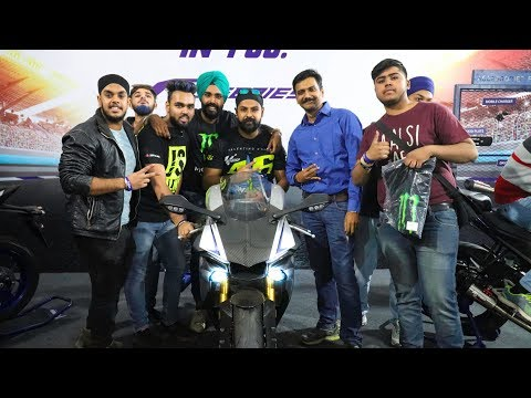 download The Only One In INDIA Yamaha R1m With JS films and Jatt Prabhjot