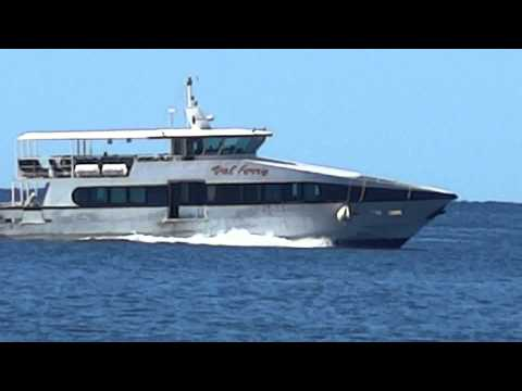 vedette marine a passagers