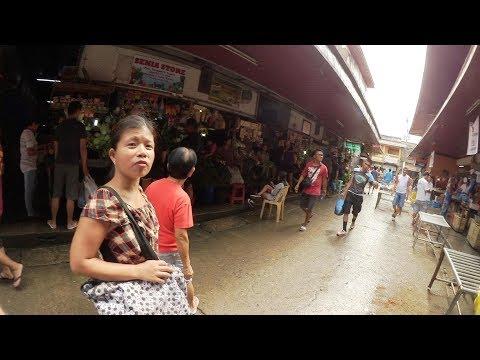 Dumaguete Public Market, Philippines
