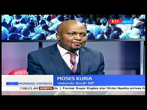 Moses Kuria: I will be in Mombasa because I don\'t want to witness drama that was in Kakamega