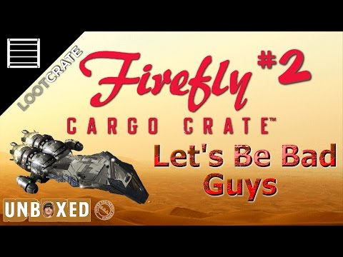 """Firefly Cargo Crate #2 