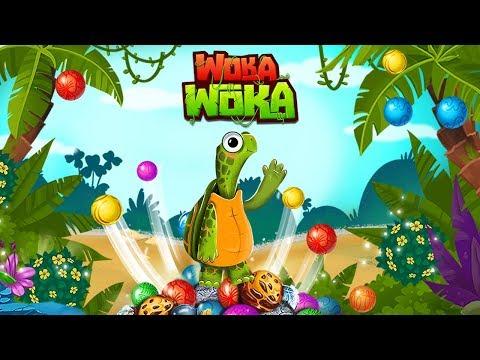 Canicas Woka Woka Shooter De Burbujas Match 3 Aplicaciones En
