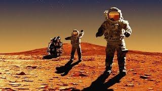 Первые на Марсе  Мечта Сергея Королева