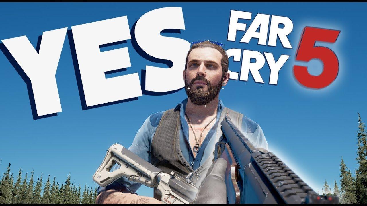 100 Ways To Kill John Seed Part 1 Far Cry 5 Arcade Editor