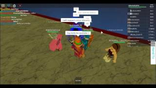 Roblox Playing with sanic and tooquick4you2 yay sos no intro (read dec)