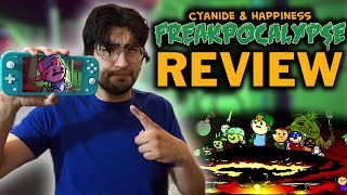Cyanide & Happiness Freakpocalypse Review (Nintendo Switch / PC) (Video Game Video Review)