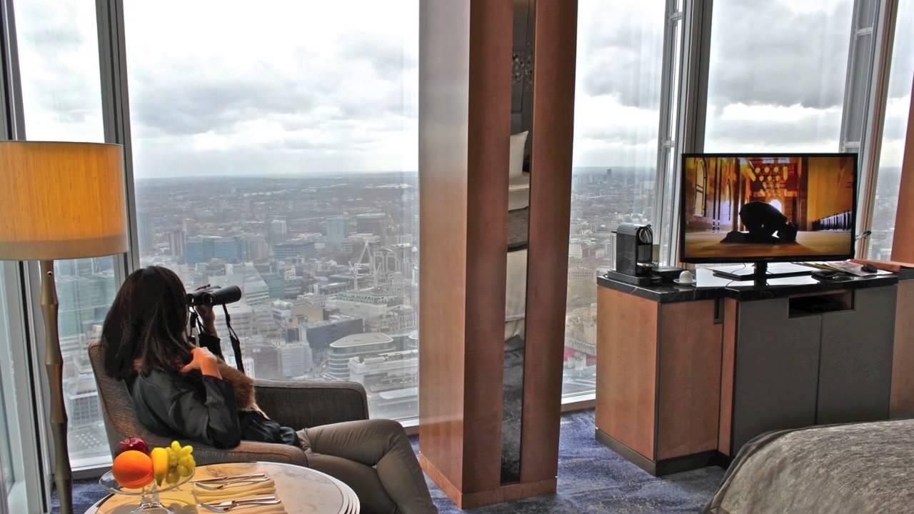 Shard Hotel London