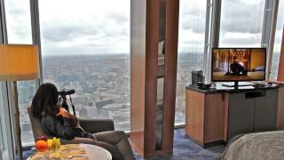 Hotel Tour: Shangri-la Hotel at The Shard London