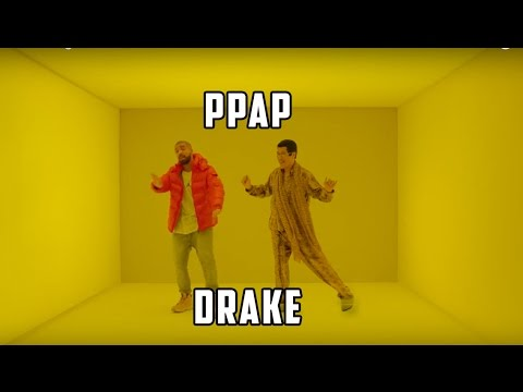 Pen Pineapple Apple Pen - PPAP Drake Version