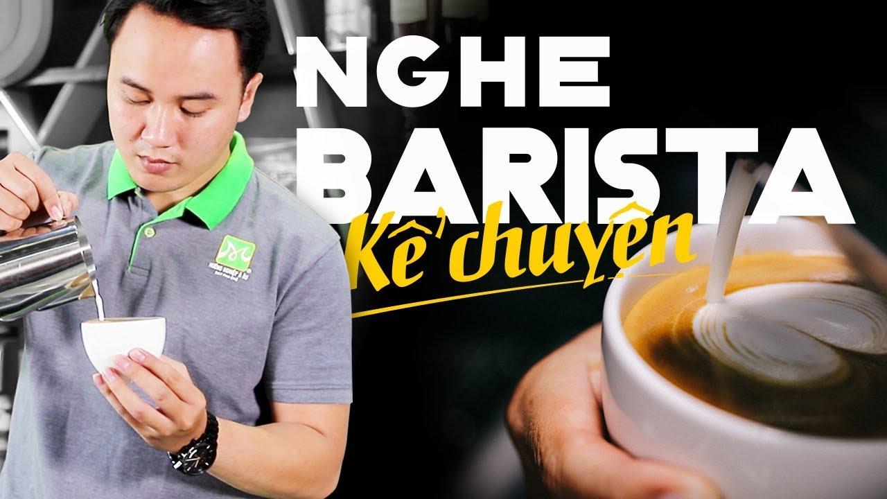 Nghe Barista kể chuyện-Sơn Sang (Supervisor tại The Coffee House)|Gương Thành Công|Hướng Nghiệp Á Âu