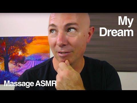 ASMR Dmitri Talks about a Dream - Soft Spoken Voice
