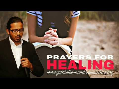 Powerful Prayers for Healing in your body
