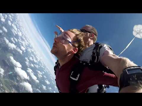 California Closets Skydive Monroe
