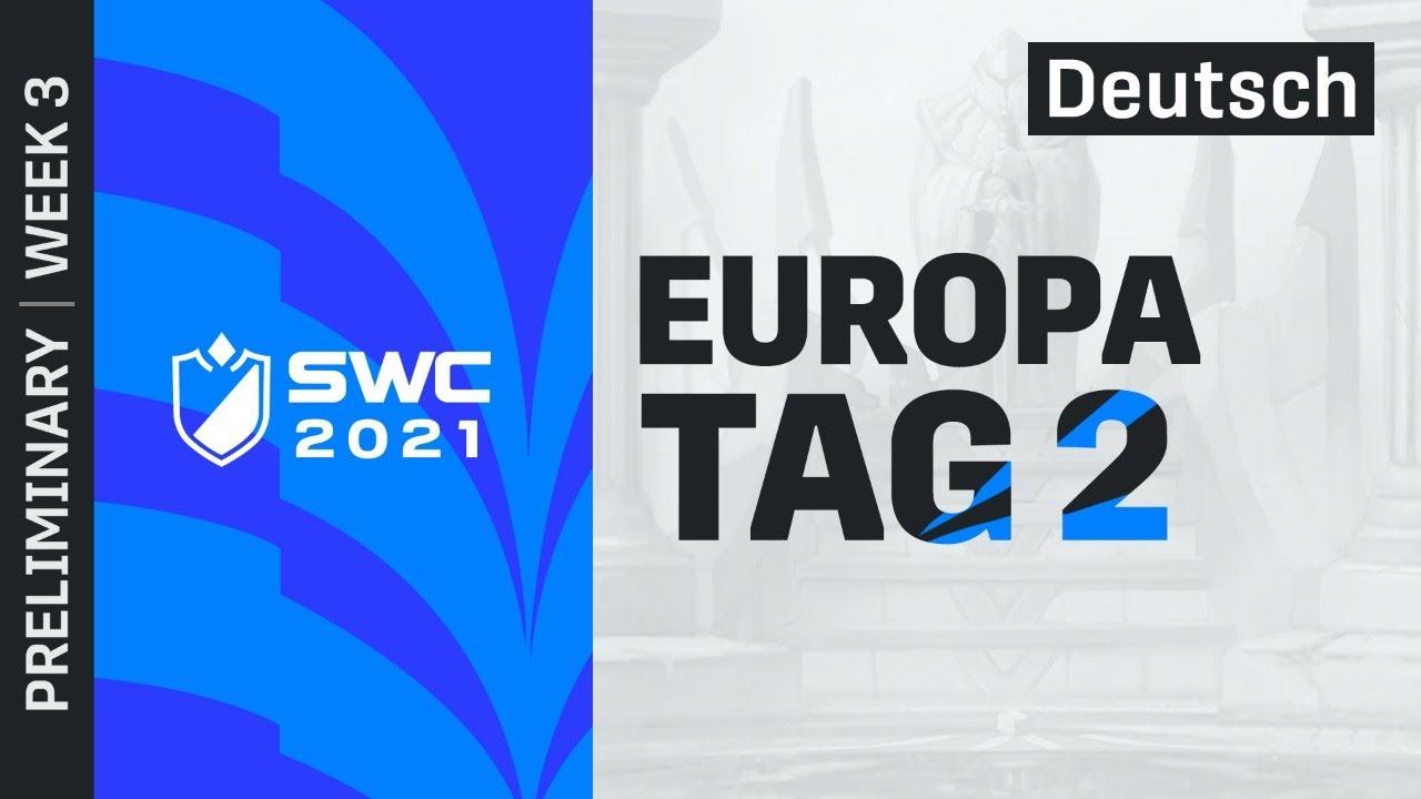 Download [DEUTSCH] SWC2021 Europa Vorrunde Tag 2 | Summoners War