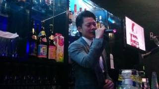 D.10CLUBプロダクション大阪所属 TAMUKEN 歌手の卵で歌とお酒の楽しめる...