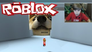 GET EATEN BY DOGE!! | Roblox